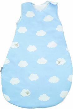 Roba Schlafsack Kleine Wolke blau 70 cm