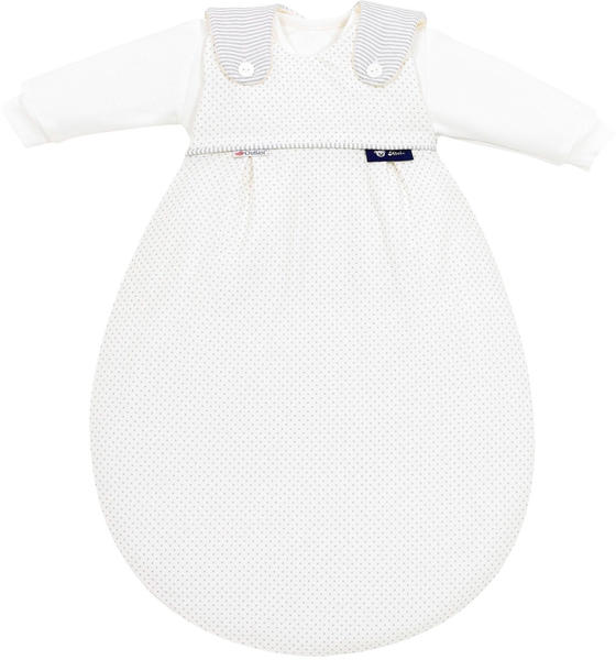 ALVI Baby Mäxchen little Dots 3-teilig grau 68/74