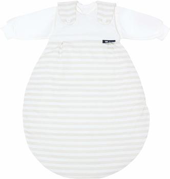 ALVI Baby Mäxchen Das Original Blockstreifen beige 74/80