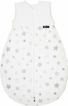 ALVI Thermo Schlafsack Stars silbergrau 80 cm