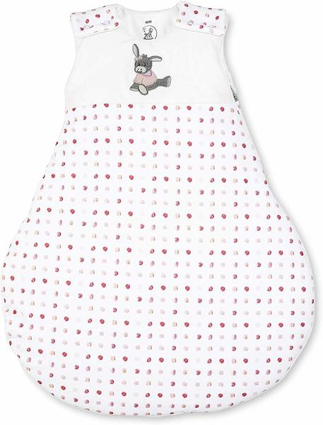 Sterntaler Baby-Schlafsack Emmi Girl weiß/rosa