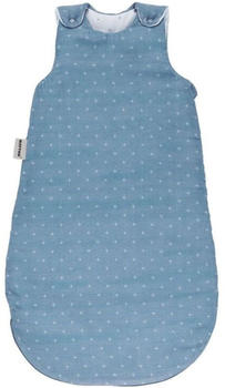 Nattou Pure sleeping bag 70 cm Blue Jean