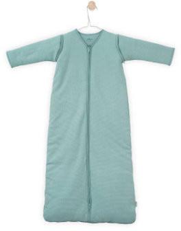 Jollein 4-Jahreszeiten Schlafsack Tiny Waffel soft green