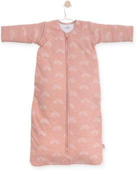 Jollein 4-Jahreszeiten Schlafsack Rainbow blush pink