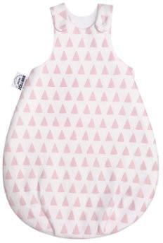 Julius Zöllner Koon Babyschlafsack Triangel pink