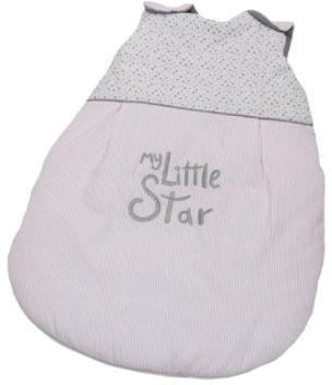 Be Be's Collection Sommer-Schlafsack My little Star rosa