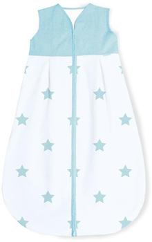 Pinolino Sommerschlafsack Sternchen hellblau
