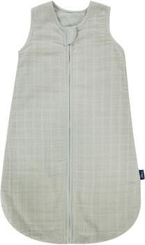 Alvi Mull-Schlafsack uni grün