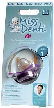 nip Dental-Schnuller Miss Denti Größe 1