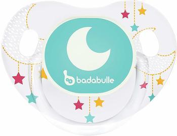 badabulle-b011221-phosphoreszierende-physiologische-schnuller-weiss