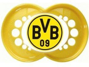 MAM Ulti Beruhigungsschnuller Silikon Borussia Dortmund ab 5 Monate
