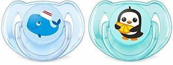 philips-avent-klassik-design-schnuller-6-18-monate-scf169-37-doppelpack-jungen-wal-pinguin