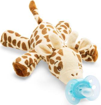 philips-avent-snuggle-giraffe-ultra-soft-tuerkis