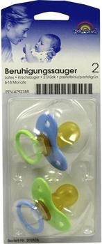 Büttner-Frank Kirschform bicolor-grün Größe 2-Doppelpack
