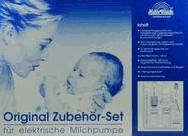 Büttner-Frank Milchpumpe Zubehoerset Soft