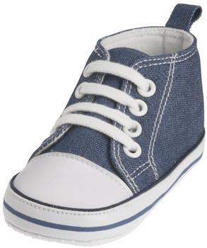 Playshoes 121535 jeans blue