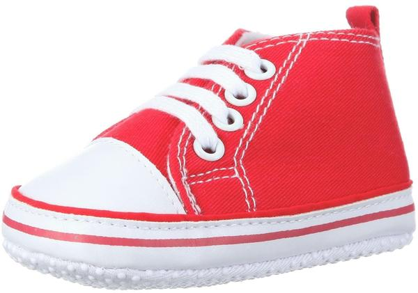 Playshoes 121535 high red