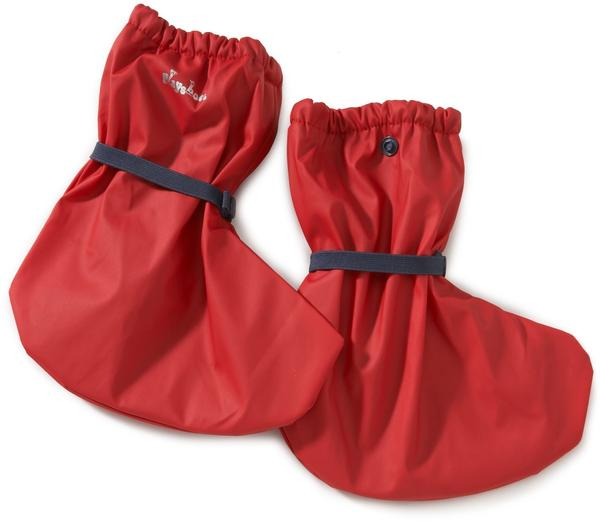 Playshoes Regenfüßlinge mit Fleece-Futter (408911) rot