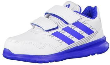 Adidas AltaRun I footwear white/blue/mid grey