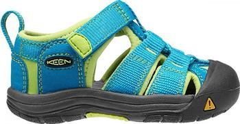 Keen Newport H2 Baby hawaiian blue/green glow