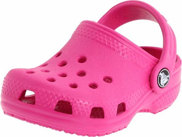 Crocs Kids Crocs Littles fuchsia