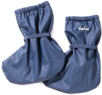 Playshoes Regenfüßlinge mit Fleece-Futter (408911) marine