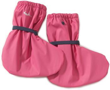 Playshoes Regenfüßlinge mit Fleece-Futter (408911) pink