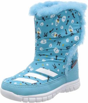 Adidas Disney Frozen Mid I vapor blue/white