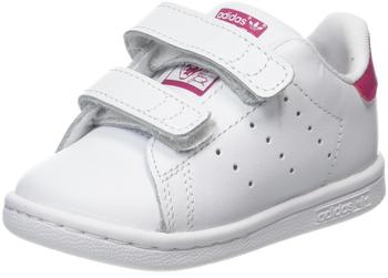 Adidas Stan Smith CF I white/white/Bopnk