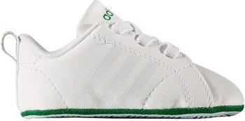 Adidas NEO VS Advantage Crib white/smaragd