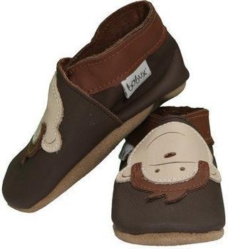 Bobux Chocolate Monkey brown