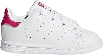 Adidas Stan Smith I ftwr white/bold pink