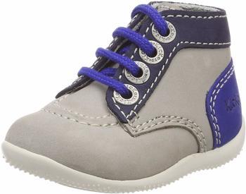 Kickers Bonbon grey/marine/blue