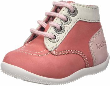 Kickers Bonbon pink/white