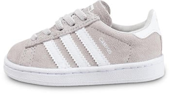 Adidas Campus I grey one/footwear white/footwear white