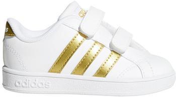 Adidas Baseline CMF I ftwr white/matte gold/core black