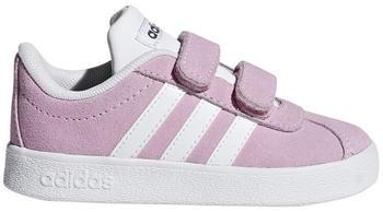 Adidas VL Court 2.0 CMF I true pink/ftwr white/grey six