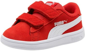 Puma Smash V2 SD V I high risk red