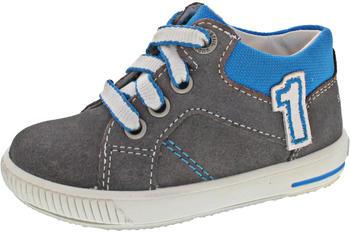 Superfit Baby-Sneaker (4-09351) hellgrau/blau