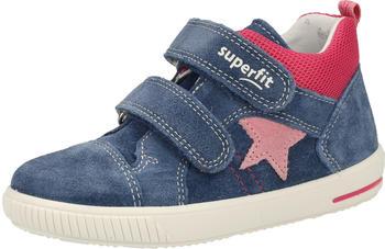 Superfit Baby-Sneaker (6-09352) blau/rosa
