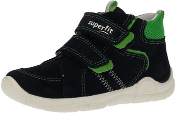 Superfit Baby-Sneaker (6-09420) blau/grün