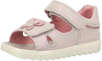 Superfit Baby-Sandalen (6-00015) hellgrau/rosa