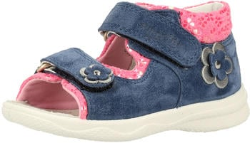 Superfit Baby-Sandalen (6-00095) blau/rosa