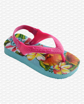 Havaianas Baby Chic II blue
