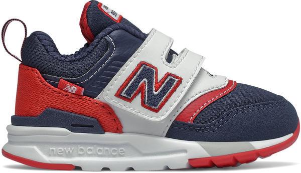 New Balance 997H Baby natural indigo/team red