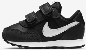 Nike MD Valiant Infant Shoe Black/White