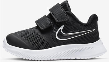 Nike Star Runner 2 Infants Trainers Black/White