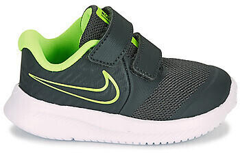 Nike Star Runner 2 Infants Trainers black/lime