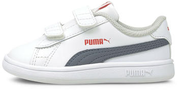 Puma Smash v2 Low Baby puma white/flint stone