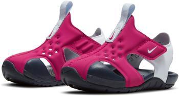 Nike Sunray Protect 2 TD (943827) fireberry/grey-thunder